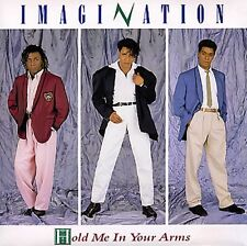"""Imagination-Hold Me In Your Arms 7"""" 45-RCA, PB 42057, 1988, Plain Sleeve"""