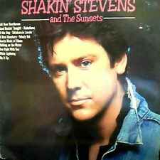 Shakin' Stevens And The Sunsets-Shakin' Stevens And The Sunsets (Pickwick) LP-Pi