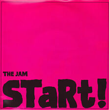 "Jam, The-Start! 7"" 45-Polydor, 2059 266, 1980, Company Sleeve"