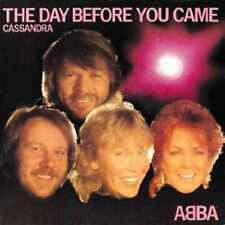 "ABBA-The Day Before You Came 7"" 45-Epic, A  2847, 1982, Picture Sleeve"