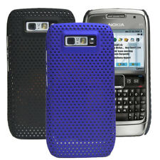 For Nokia E71 Mesh Perforated Hard Case back cover
