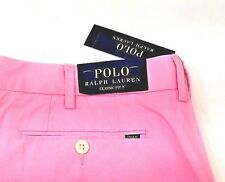 Polo Ralph Lauren Mens Classic Fit Newport Shorts Preppy Pink 36 40 42 NWT $79