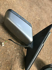 BMW E46 Compact O/S Drivers Side Complete Wing Mirror IN Silbergrau