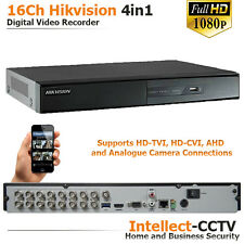 HIKVISION 16 Channel Full HD 1080P 4in1 CCTV Digital Video Recorder