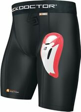Youth Cup and Black Core Compression Short Combo - Shock Doctor
