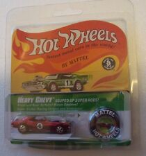 Hot Wheels 2017 Spoilers - RLC Red Line Club - Heavy Chevy - red #1018/05000