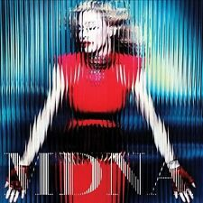 MDNA [Clean] by Madonna (CD, Mar-2012, Interscope (USA))