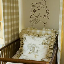 Whinnie The Pooh Wall Sticker / Decal Transfer / Vinyl Art Graphic Stencil BN67