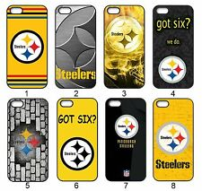 Custom NFL Pittsburgh Steelers Hard Case For Apple iPhone iPod & Samsung Galaxy