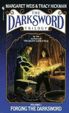 The Darksword Trilogy Ser.: Forging the Darksword 1 by Tracy Hickman and...