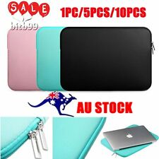 "Laptop Sleeve Case Carry Bag Notebook For Macbook Air/Pro/Retina 11/13/15"" LOT T"