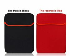 """7/10/11/13/14/15.6/17"""" Inch Laptop Carrying Sleeve Case Bag for Macbook Notebook"""