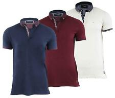 Brave Soul Mens 'Surf' Collared Polo T-Shirt