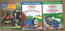 Choose from 1 Postman Pat and 2 Thomas & Friends Books  BUY FROM 1 TO 100 BOOKS