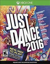 Just Dance 2016 - Xbox One NEW/SEALED