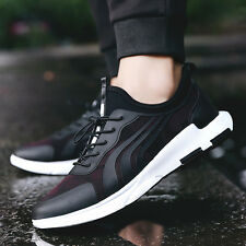 Mens Running casual shoes Outdoor Athletic Sneakers Sport Training Breathable