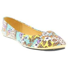 Animal Kirsty Shoes - Mellow Yellow