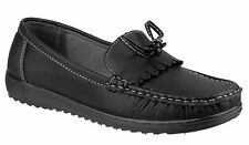 Elba Slip on Loafer Shoe Ladies Summer Shoes