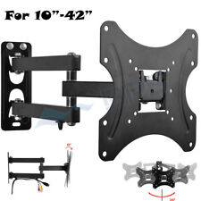 Tilt Swivel TV Wall Mount Bracket LCD LED Plasma 14,21,26,30,32,42 VESA 100 200