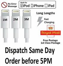 Charging lead charger USB Data cable for iPhone 6 5C/S iPod Nano Touch iPad mini
