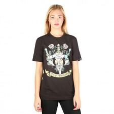 Love Moschino Clothing Women T-shirts Black 74768 Outlet BDX