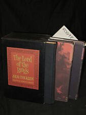 Tolkien,  J.R.R. The Lord of the Rings 3 Volume Set ...