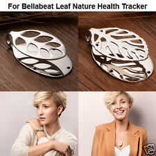 Stainless Steel Cover Case Clip Bracket For Bellabeat Leaf Nature Health Tracker