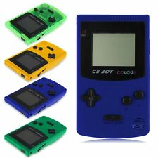"1x KongF GB Boy Colour Handheld Console for Gameboy Cartridges 2.7"" Backlit Toys"