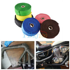 10M Motorcycle Exhaust Pipe Header Heat Wrap Manifold Covers Insulation Tape BT