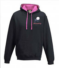 Netball Personalised Embroidered Hoody