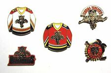 Vintage 1993 NHL FLORIDA PANTHERS Team Logo Lapel Pin - NEW! **CLEARANCE**