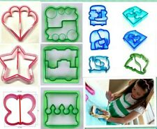 cutters Sandwich Cake Bread Toast Cookies Biscuit Cutter Mold Mould