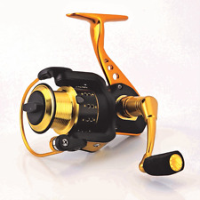 CARSON THORX IBRIDO 2500F  BB 5+1 GOLD- HIGH QUALITY FRONT DRAG SPINNING REELS