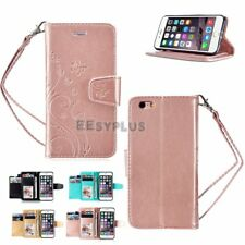Luxury Magnetic Flip Stand Cover Wallet Leather Case For Apple Samsung Models