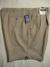 "Roundtree & Yorke Classic Flax Color Walking Shorts Sz: 52W or 54W with 9""Inseam"