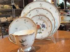 Wedgwood Rosemeade bone china FIVE piece place setting circa 1989 - EXCELLENT!!