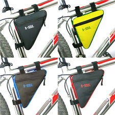 Bycicle Frame Pack Pannier Front Tube Bag Cycling Bike Frame Pack Triangle GT