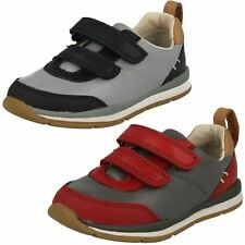 Clarks Infant Boys First Walking Shoes - Ferris Cap