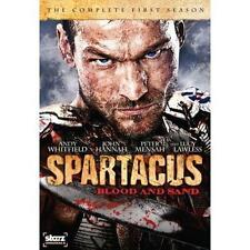 Spartacus: Blood and Sand - The Complete First Season (DVD, 4-Disc Set)