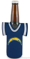 Los Angeles Chargers NFL Neoprene Bottle Jersey Koozie Beer Holder Free Shipping