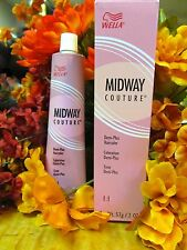 WELLA MIDWAY COUTURE Demi Hair COLOR 2oz ~PICK ANY COLOR 1 & 3 LOTS ~FREE Ship!!