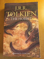 J.R.R. Tolkien - The Hobbit - 2008 UK Illustrated Edition PB - Alan Lee