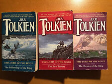 J.R.R. Tolkien - The Lord of the Rings - 2000 US PB Edition - 1st Printings thus
