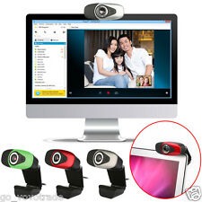 HD 12 Megapixels USB 2.0 CMOS Webcam Camera with MIC for Computer PC Laptops