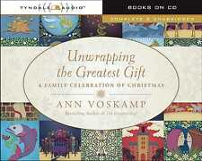 Audiobook-Audio CD-Unwrapping The Greatest Gift (Unabridged)