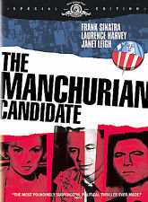 The Manchurian Candidate (DVD, Special Edition)(BRAND NEW)