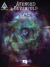 Avenged Sevenfold – The Stage (Guitar Book) Guitar Tab