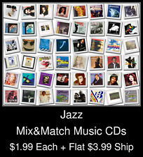 Jazz(1) - Mix&Match Music CDs @ $1.99/ea + $3.99 flat ship