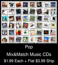 Pop(16) - Mix&Match Music CDs @ $1.99/ea + $3.99 flat ship