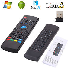 2.4G Remote Control Air Mouse Wireless Keyboard For XBMC TV Box Android Mini PC